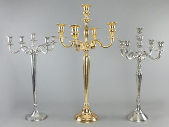 Beamsley Blooms candelabra