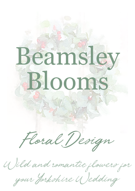 Beamsley Blooms wild and romantic flowers for your yorkshire wedding